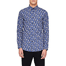 Buy Ted Baker Bellla Floral Shirt Online at johnlewis.com