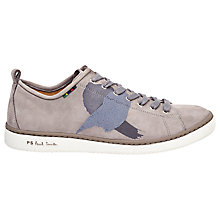 Buy PS Paul Smith Miyata Trainers, Grey Online at johnlewis.com