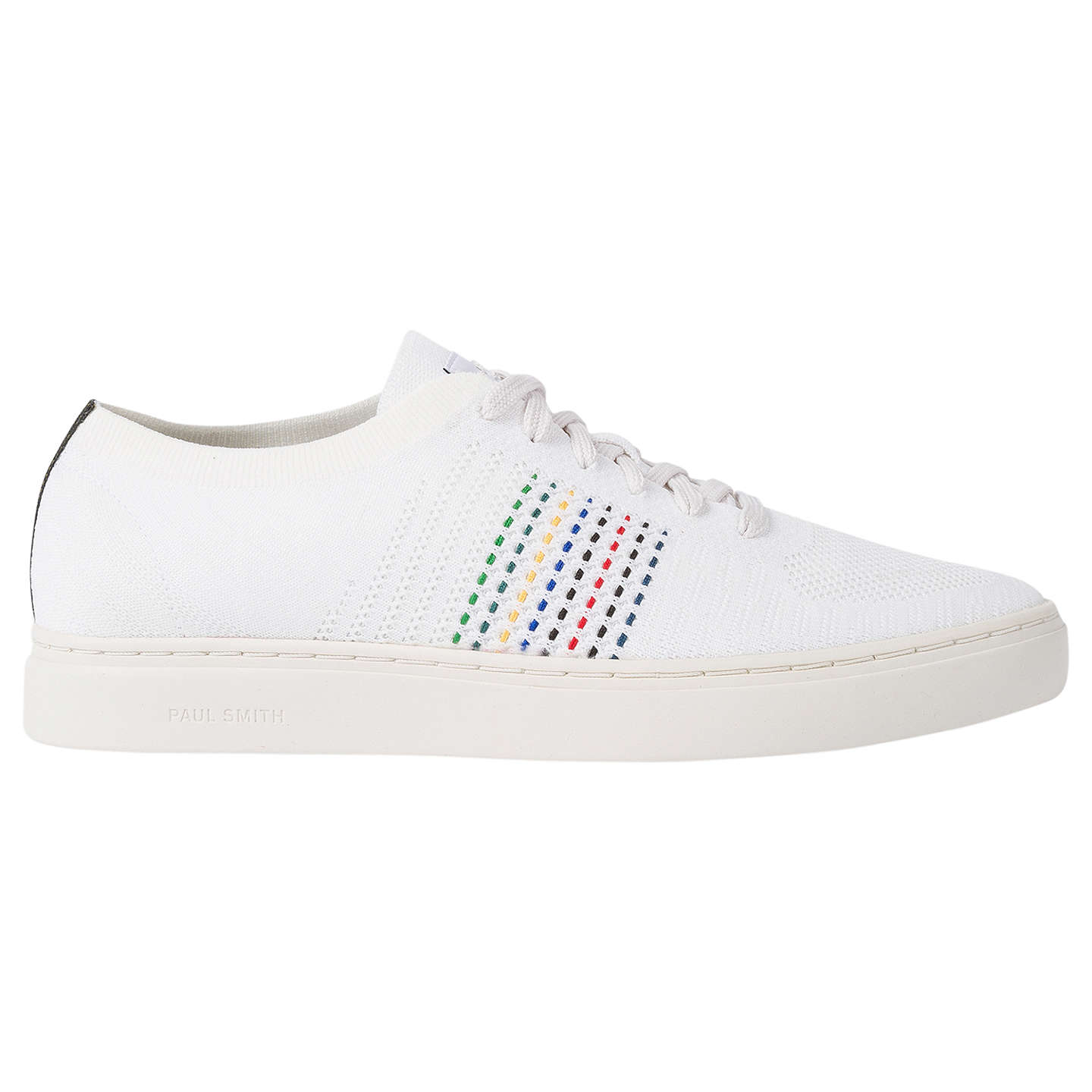 PS by Paul Smith White Doyle Knit Sneakers JlHZtKLft