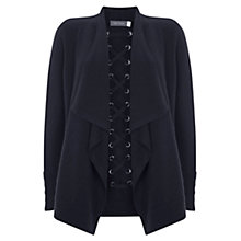 Buy Mint Velvet Balloon Sleeve Cardigan Online at johnlewis.com