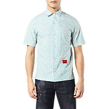 Buy Diesel S-Nogales Short Sleeve Printed Shirt Online at johnlewis.com