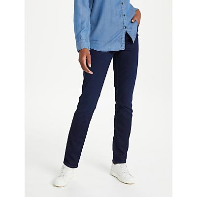 Lee Elly High Waist Slim Jeans, Uber Blue
