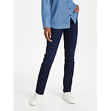 Buy Lee Elly High Waist Slim Jeans, Uber Blue Online at johnlewis.com