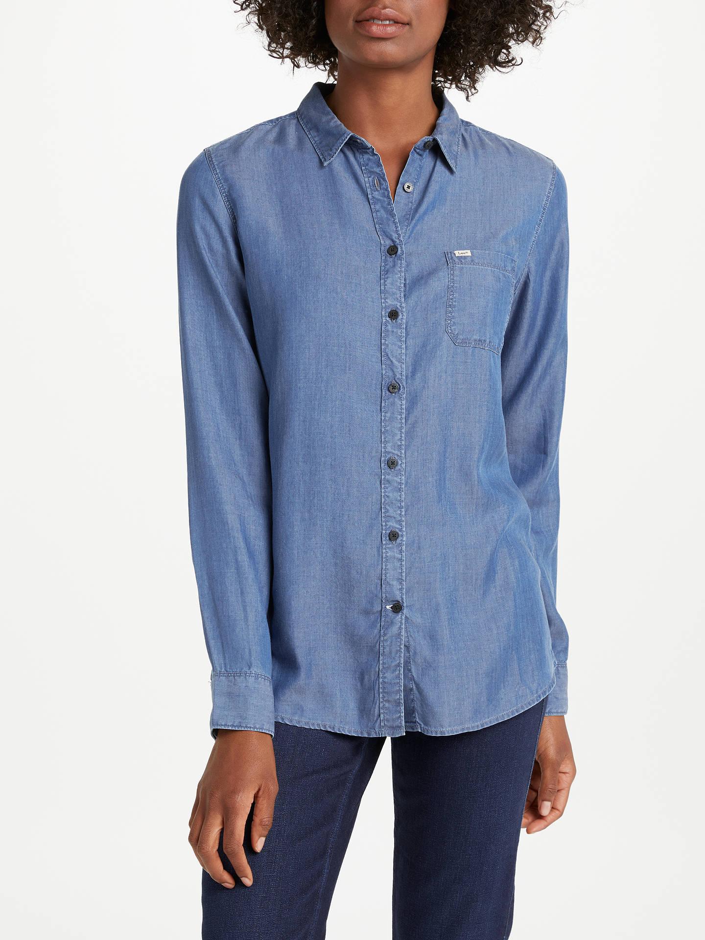 d44e2a6d4 Buy Lee One Pocket Denim Shirt