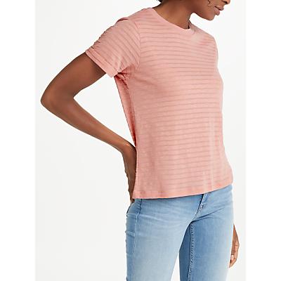 Lee Sheer Stripe T-Shirt