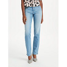 Buy Lee Marion Regular Straight Jeans, Shady Used Online at johnlewis.com