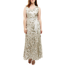 Buy Studio 8 Venus Maxi Dress, Silver Online at johnlewis.com