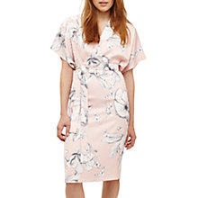 Buy Phase Eight Paige Dress, Pink/Pale Apricot Online at johnlewis.com