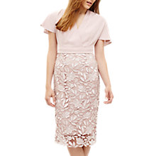 Buy Phase Eight Moriko Dress, Pink Rose Online at johnlewis.com