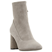 Buy Dune Black Oslowh Block Heeled Ankle Boots Online at johnlewis.com