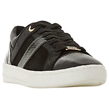 Buy Dune Eboni Lace Up Trainers Online at johnlewis.com
