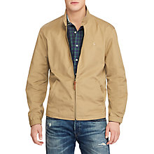 Buy Polo Ralph Lauren Barracuda Lined Jacket Online at johnlewis.com