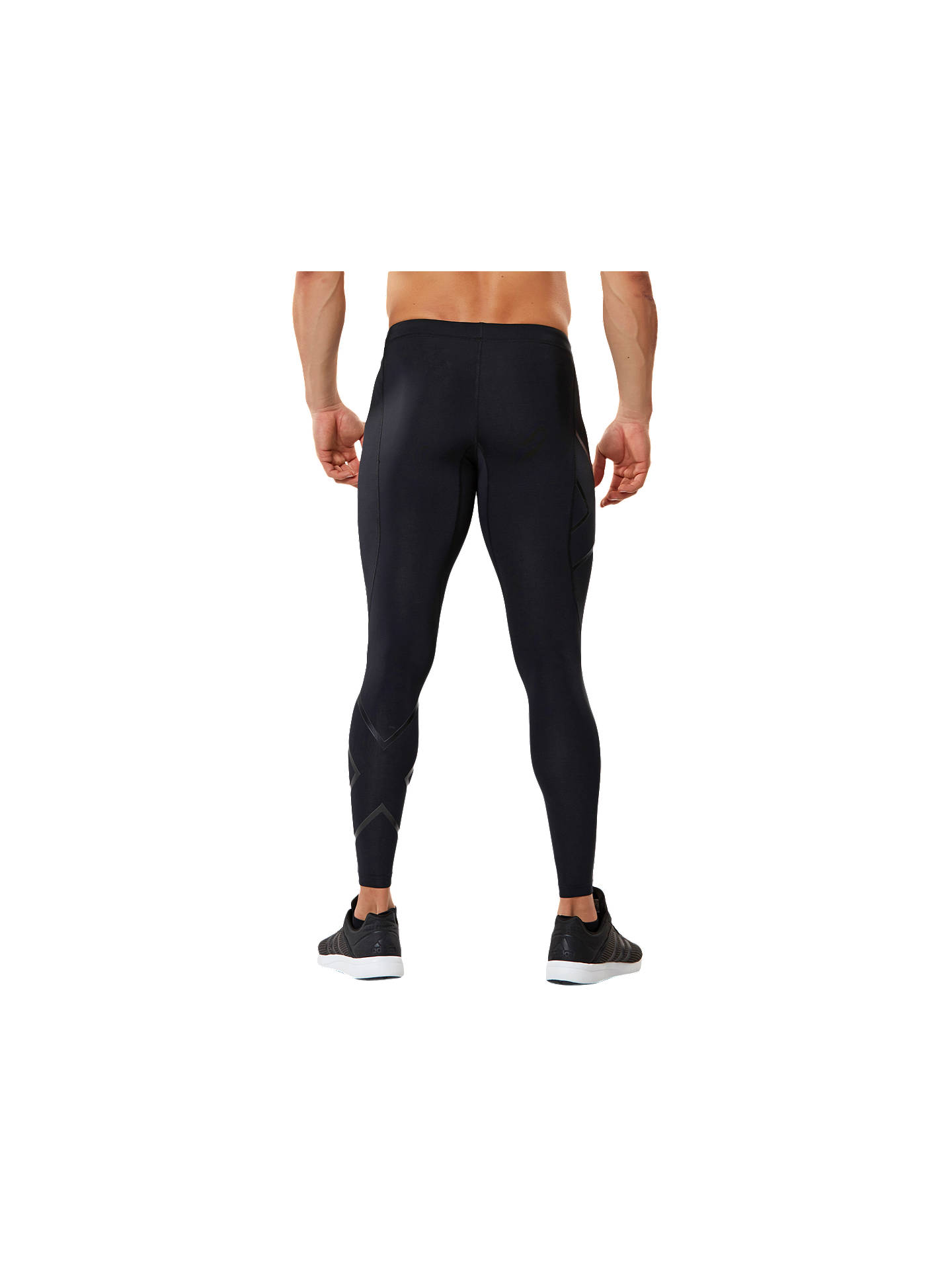 Buy2XU Compression Training Tights, Black/Nero, S Online at johnlewis.com