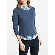 Buy Seasalt Gwennap Cardigan, Sailor Blue Online at johnlewis.com
