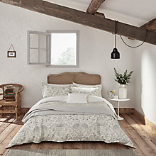 Buy Morris & Co Pure Lodden Bedding Online at johnlewis.com