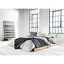 Buy Calvin Klein Modern Cotton Strata Marble Bedding Online at johnlewis.com
