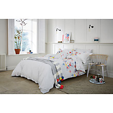 Buy Joules Harbour Stripe Bedding Online at johnlewis.com