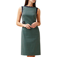 Buy Hobbs Farrah Dress, Multi Online at johnlewis.com