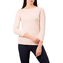 Buy Hobbs Cassey Side Split Jumper Online at johnlewis.com