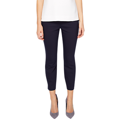 Ted Baker Baylea Crop Trousers, Navy