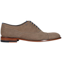 Buy Oliver Sweeney Crantock Suede Oxford Shoes Online at johnlewis.com