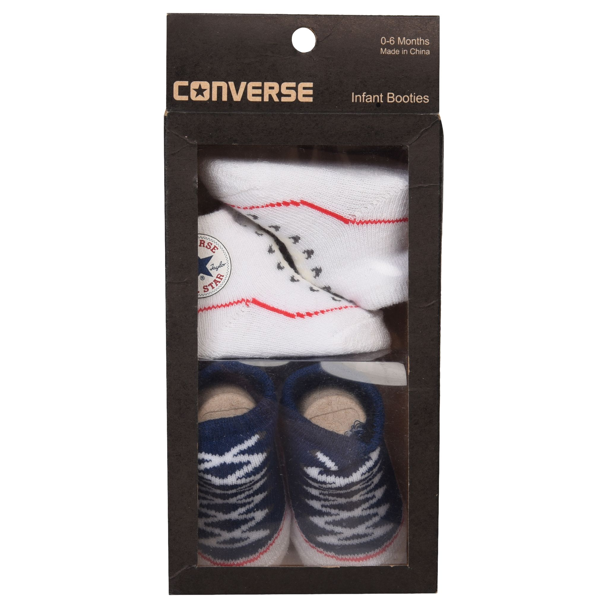 01bcdc75a92 Converse Baby Booties