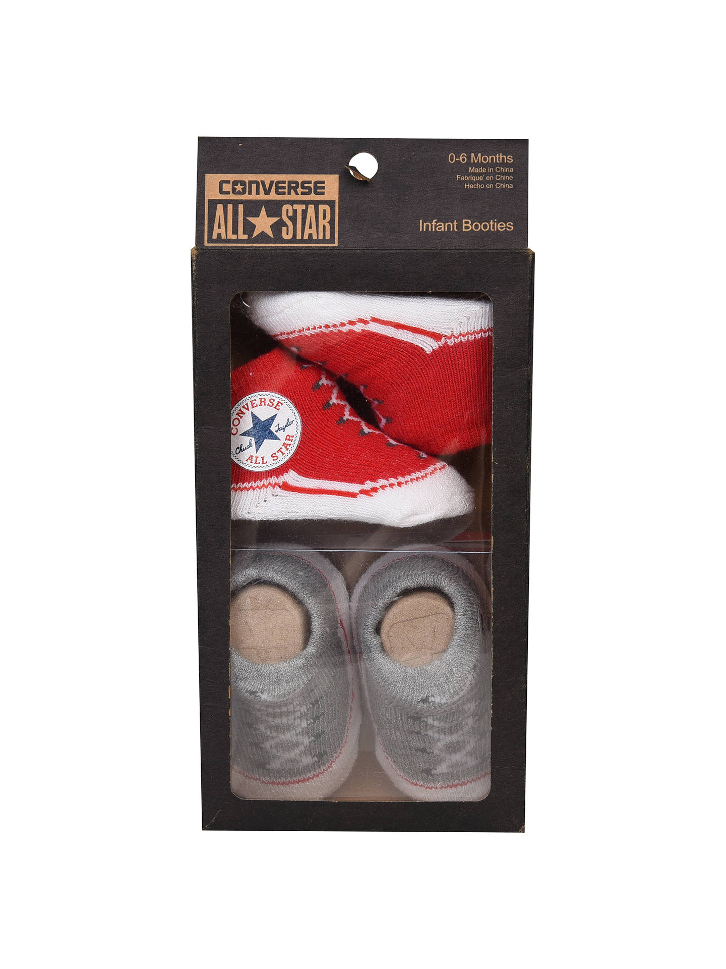 5ede7d2d11bc62 BuyConverse Baby Booties