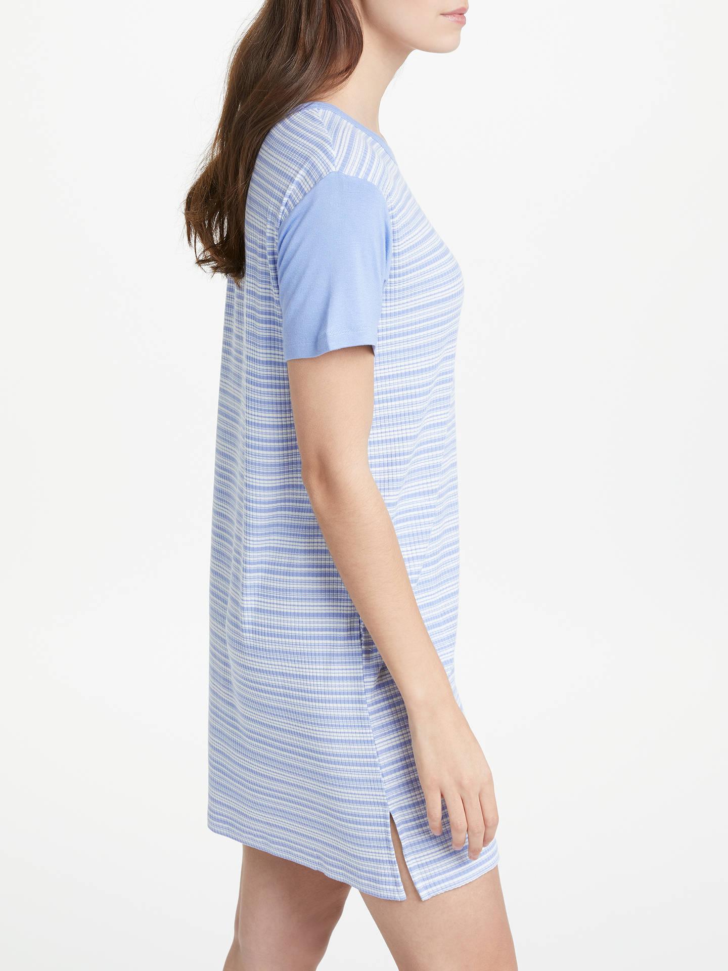 ... BuyDKNY City Chic Stripe Nightdress 78069c659