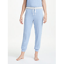 Buy DKNY Essential Lounge Jogger Bottoms, Blue Online at johnlewis.com