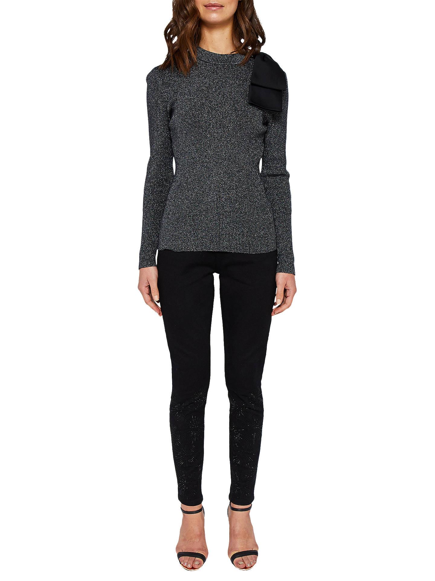 1808866f8b9 Buy Ted Baker Raelynn Stardust Embellished Skinny Jeans