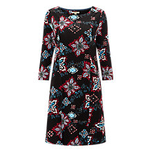 Buy White Stuff Pippa Printed Pointe Dress, Multi Online at johnlewis.com