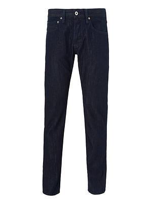 BuyEdwin ED-55 Regular Tapered Jeans, Rinse, 38R Online at johnlewis.com