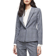 Buy Reiss Chelton Tailored Blazer, Blue Online at johnlewis.com