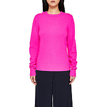 Buy Ted Baker Gorjie Textured Jumper Online at johnlewis.com