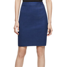 Buy Reiss Malani Pencil Skirt, Bright Blue Online at johnlewis.com