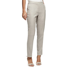 Buy Reiss Pixie Tailored Trousers, Grey Online at johnlewis.com