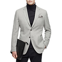 Buy Reiss Sodium Modern Fit Suit Jacket, Soft Grey Online at johnlewis.com