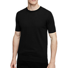 Buy Reiss Wiltshire Merino Short Sleeve Jumper Online at johnlewis.com