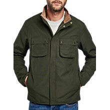 Buy Barbour International Persuit Jacket, Sage Online at johnlewis.com