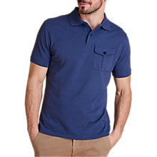 Buy Barbour Land Rover Defender Single Pocket Polo Shirt Online at johnlewis.com