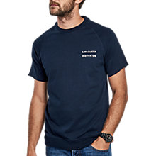 Buy Barbour International Armour T-Shirt, Navy Online at johnlewis.com