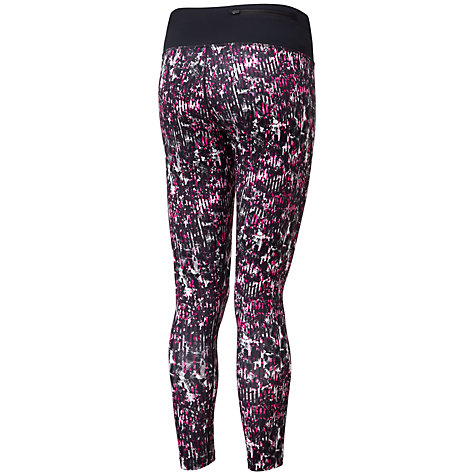 Buy Ronhill Momentum Running Tights, Razzmatazz Botanical Online at johnlewis.com