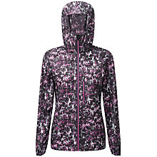 Buy Ronhill Momentum Windchill Women's Running Jacket, Razzmatazz Botanical Online at johnlewis.com