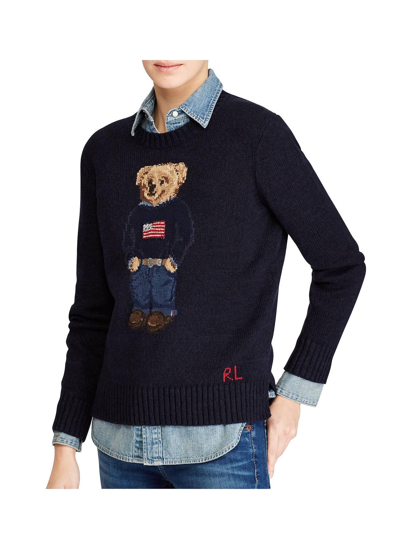 e0d65f12a9199 Buy Polo Ralph Lauren Bear Jumper