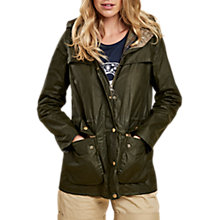 Buy Barbour Lightweight Durham Waxed Jacket Online at johnlewis.com