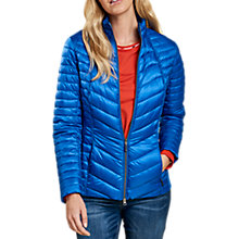 Buy Barbour Lighthouse Quilted Jacket, Victoria Blue Online at johnlewis.com
