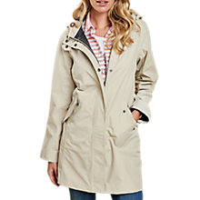 Buy Barbour Hartland Waterproof Jacket, Mist Online at johnlewis.com
