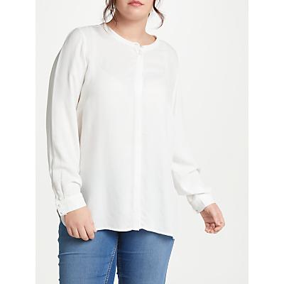 JUNAROSE Fenja Long Sleeve Shirt, White