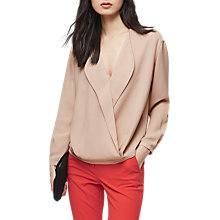 Buy Reiss Eleanora Long Sleeve Blouse Online at johnlewis.com