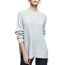 Buy Reiss Rosaria Crew Jumper Online at johnlewis.com